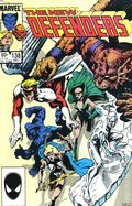 Defenders (1972 1st Series) Mark Jewelers 138MJ