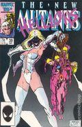 New Mutants (1983 1st Series) Mark Jewelers 39MJ