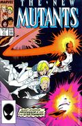 New Mutants (1983 1st Series) Mark Jewelers 51MJ