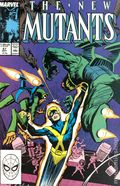 New Mutants (1983 1st Series) Mark Jewelers 67MJ