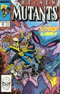 New Mutants (1983 1st Series) Mark Jewelers 69MJ