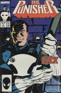 Punisher (1987 2nd Series) Mark Jewelers 5MJ