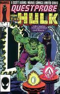 Questprobe (1984 Marvel) Mark Jewelers 1MJ