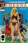Sheena (1984 Marvel) Mark Jewelers 1MJ