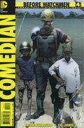 Before Watchmen Comedian (2012) 4COMBO
