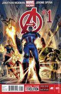 Avengers (2013 5th Series) 1A