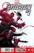 Thunderbolts (2012 2nd Series) 1A