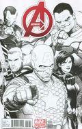 Avengers (2013 5th Series) 1C