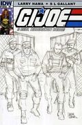 GI Joe Real American Hero (2010 IDW) 185RI