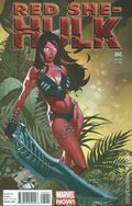 Red She-Hulk (2012) 60B