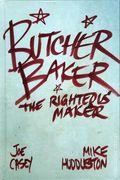 Butcher Baker the Righteous Maker HC (2012 Image) 1-1ST