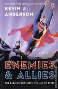 Enemies and Allies SC (2012 A Superman/Batman Novel) 1-1ST