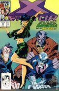 X-Factor (1986 1st Series) Mark Jewelers 29MJ