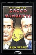 Treasury of 20th Century Murder: The Lives of Sacco and Vanzetti HC (2011 NBM) 1-1ST