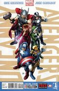 Uncanny Avengers (2012 Marvel Now) 1O