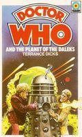 Doctor Who PB (1973-1994 Target Novel Series) 46-REP