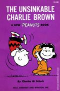 Unsinkable Charlie Brown SC (1967 Peanuts Book) 1-1ST