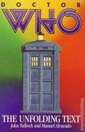 Doctor Who The Unfolding Text SC (1983) 1-1ST
