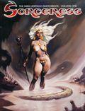 Sorceress The Mike Hoffman Sketchbook SC (1999-2000 SQP) 1-1ST