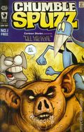 Chumble Spuzz (2007) Ashcan 1