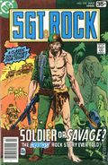 Sgt. Rock (1977) Mark Jewelers 318MJ