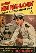 Don Winslow of the Navy (1943 Fawcett) UK Edition 53UK