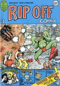 Rip Off Comix (1977) #1, 2nd Printing
