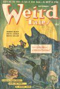 Weird Tales (1923-1954 Popular Fiction) Pulp 1st Series Vol. 36 #7