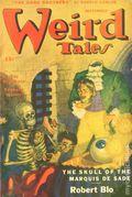 Weird Tales (1923-1954 Popular Fiction) Pulp 1st Series Vol. 39 #1
