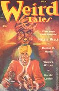 Weird Tales (1923-1954 Pulp 1st Series) Vol. 44 #5