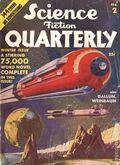 Science Fiction Quarterly (1941-1943 Columbia Publications) Pulp 1st Series 2