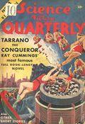 Science Fiction Quarterly (1941-1943 Columbia Publications) Pulp 1st Series 4