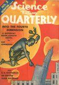 Science Fiction Quarterly (1941-1943 Columbia Publications) Pulp 1st Series 5