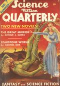 Science Fiction Quarterly (1941-1943 Columbia Publications) Pulp 1st Series 7