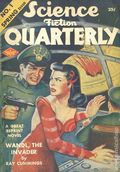 Science Fiction Quarterly (1941-1943 Columbia Publications) Pulp 1st Series 10