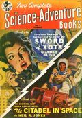 Two Complete Science-Adventure Books (1950-1954 Wings Publishing) Pulp 3