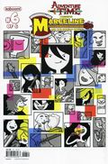 Adventure Time Presents Marceline and the Scream Queens (2012 Kaboom) 6A