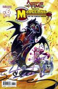 Adventure Time Presents Marceline and the Scream Queens (2012 Kaboom) 6B