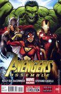 Avengers Assemble (2012) 10A
