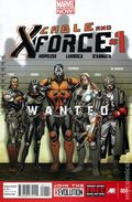 Cable and X-Force (2012) 1A
