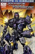 Transformers (2012 IDW) Robots In Disguise 12A