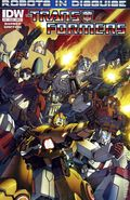 Transformers (2012 IDW) Robots In Disguise 12B