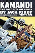 Kamandi The Last Boy on Earth HC (2011-2012 DC) By Jack Kirby 2-1ST