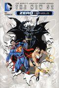 DC Comics The New 52 Zero Omnibus HC (2012 DC) 1-1ST