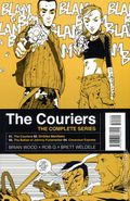 Couriers The Complete Series TPB (2012 Image) 1-1ST