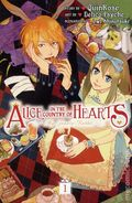 Alice in the Country of Hearts: My Fanatic Rabbit GN (2012 Digest) 1-1ST