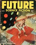 Future Science Fiction (1952-1960 Columbia Publications) Pulp Vol. 5 #2