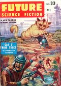 Future Science Fiction (1952-1960 Columbia Publications) Pulp 33