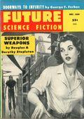Future Science Fiction (1952-1960 Columbia Publications) Pulp 46
