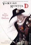 Vampire Hunter D SC (2005-2017 Dark Horse/DMP Novel Series) 5-REP